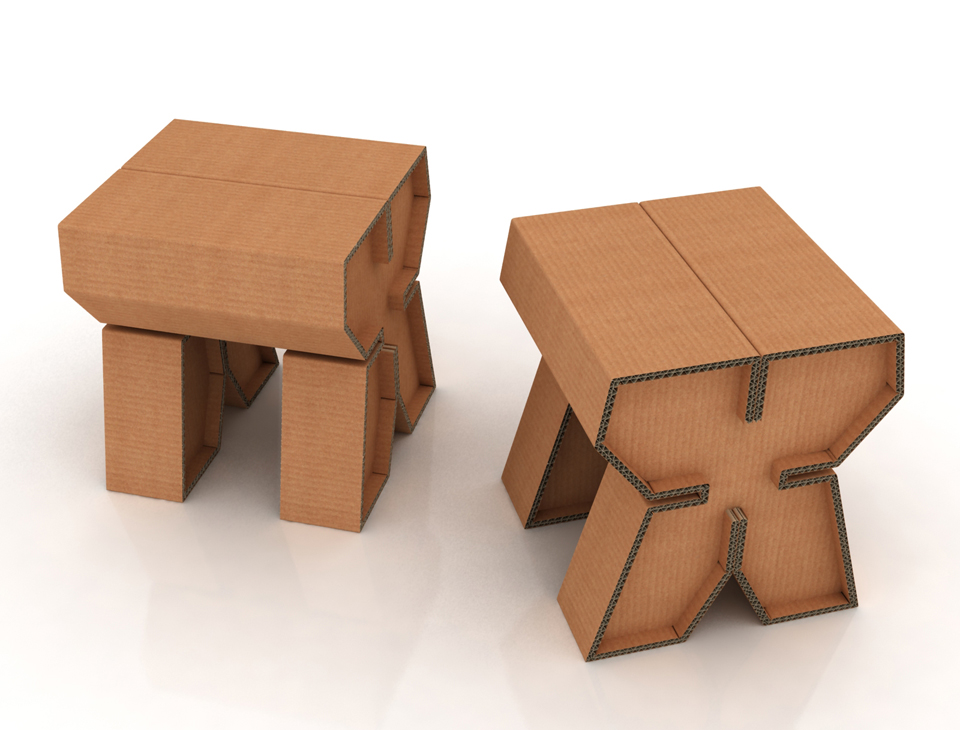 Flat Pack Furniture Product Design